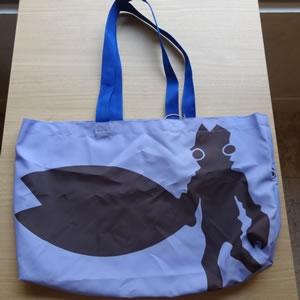 リサイクルバッグ(バルタン星人)