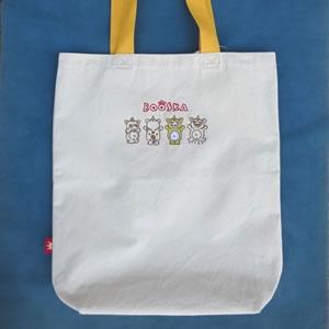 刺繍トートバッグ(快獣ブースカ)