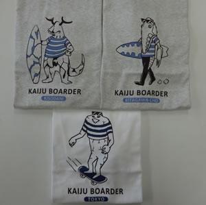 Tシャツ(KAIJYU BOARDER)
