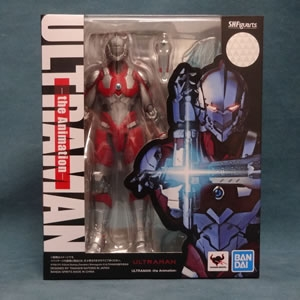 S.H.F ULTRAMAN the animation