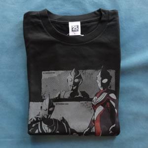 Tシャツ(ティガ25th)